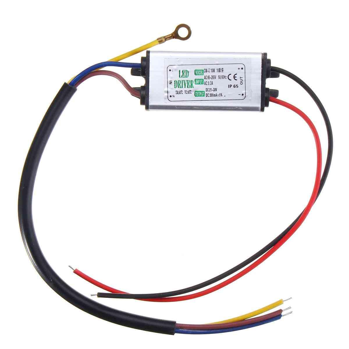 Waterproof High Power Supply - Led Driver Ac85-265v Input Transformer