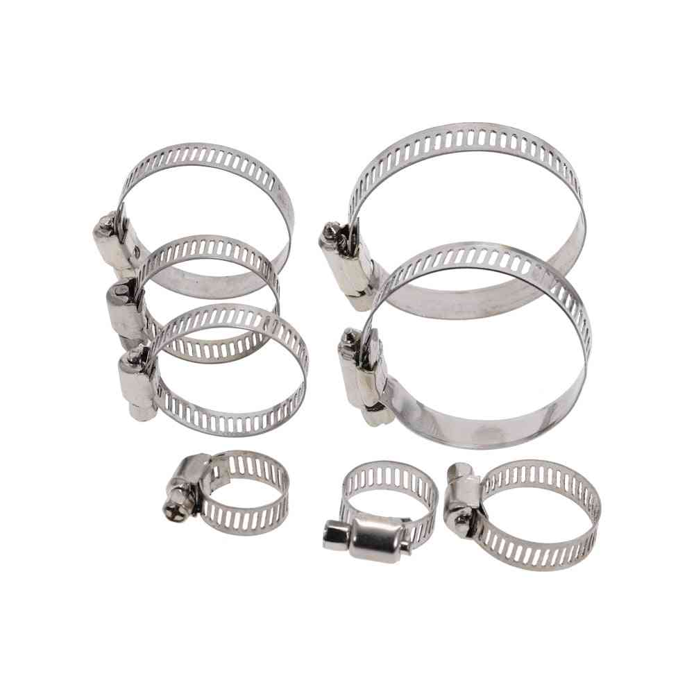 304 Stainless Steel Hose Pipe Clamp