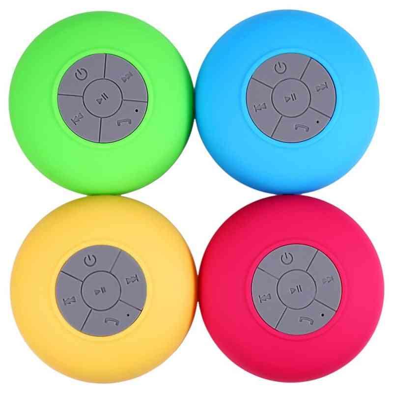Mini Portable Subwoofer - Waterproof Wireless Bluetooth Speaker