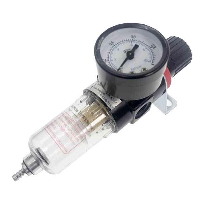 Pneumatic Filter Regulator Air Treatment Unit Pressure Switches Gauge