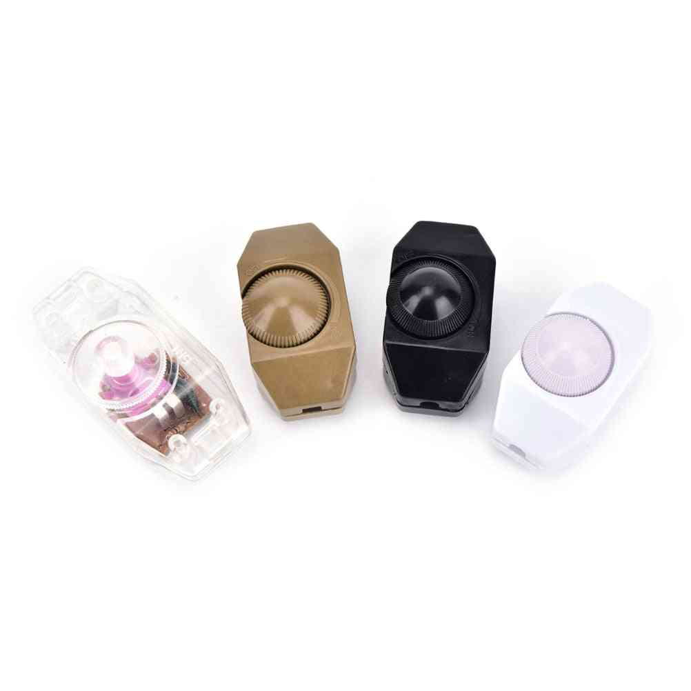 High Quality Lamp Dimmer Cord Switch Plug