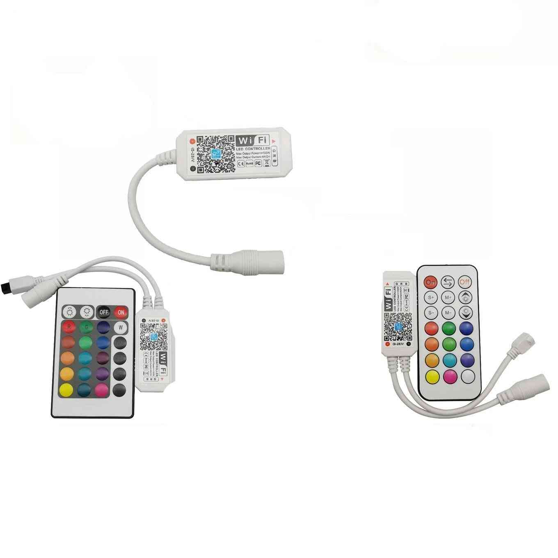 Magic Bluetooth Wifi Rgb/rgbw/rgbwc Led Strip-controller