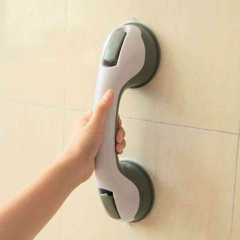 Safe Grip Shower Handle, With Suction Cup