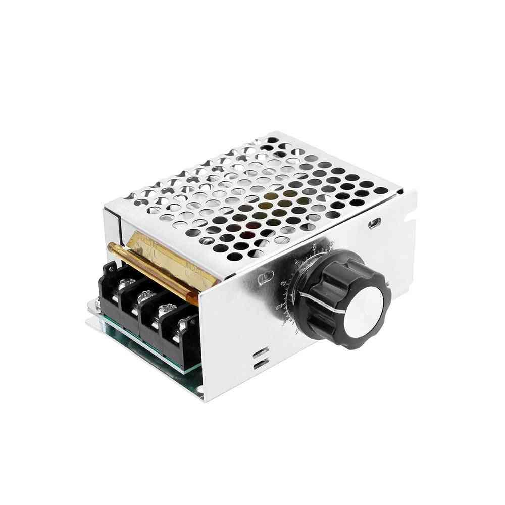 Ac Scr Voltage Thermostat Regulator Dimmer