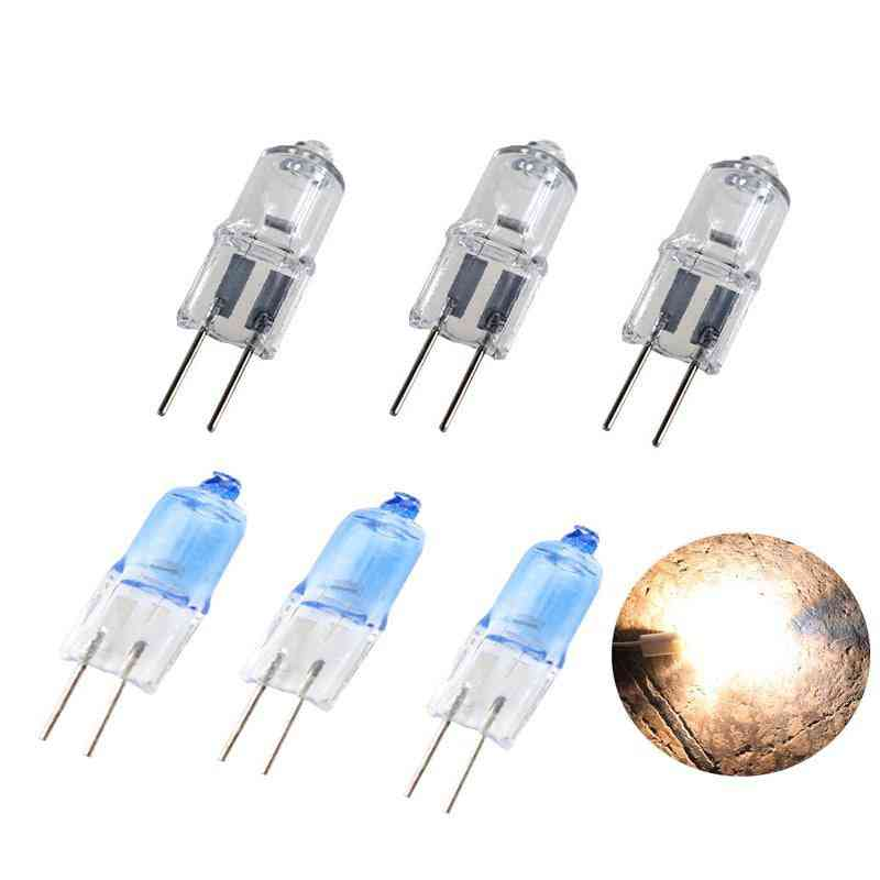 Halogen Bulbs For Variety Of Low Pressure Crystal Lamps, Chandelier And Lighting