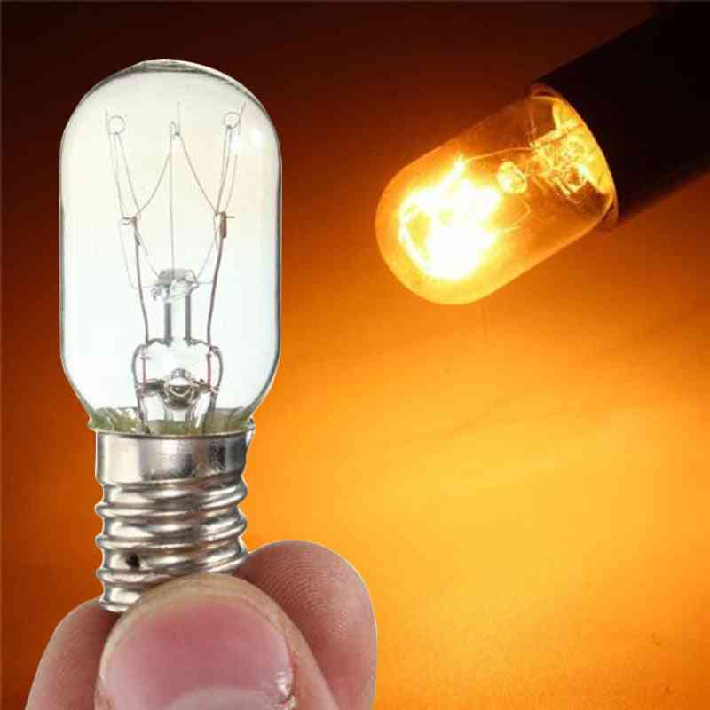 E14 15w, Durable Salt-lamp, Heat Resistant