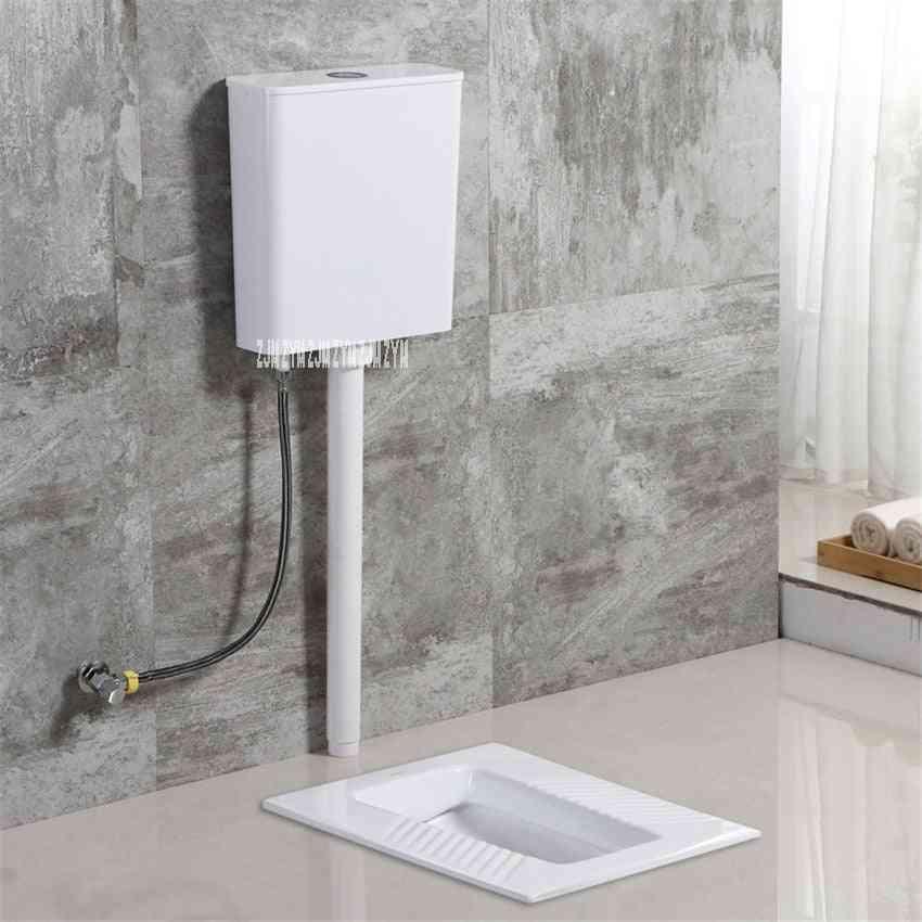 Bathroom Smell Proof Nanometer - Smart Cleaning Glaze Ceramics Squatting Wc Antiskid Squat Toilet Pan