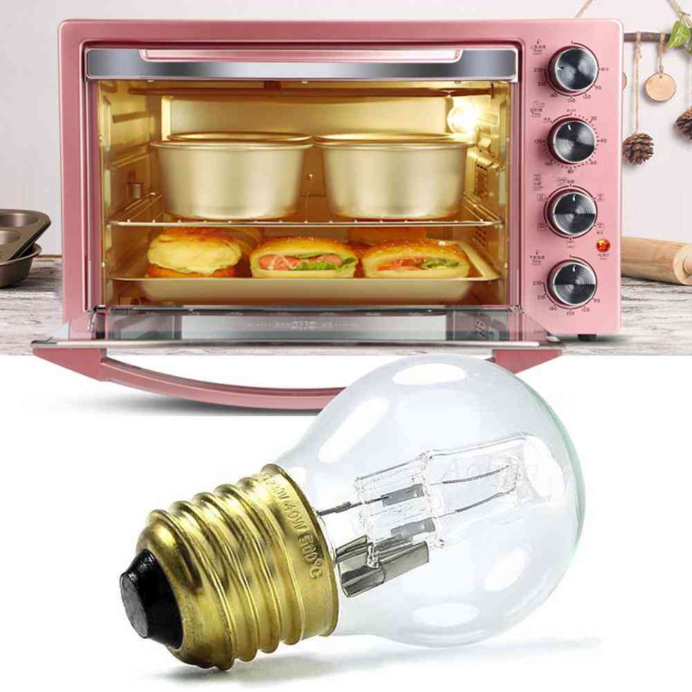 E27 Oven Cooker Bulb Lamp - Heat Resistant Light