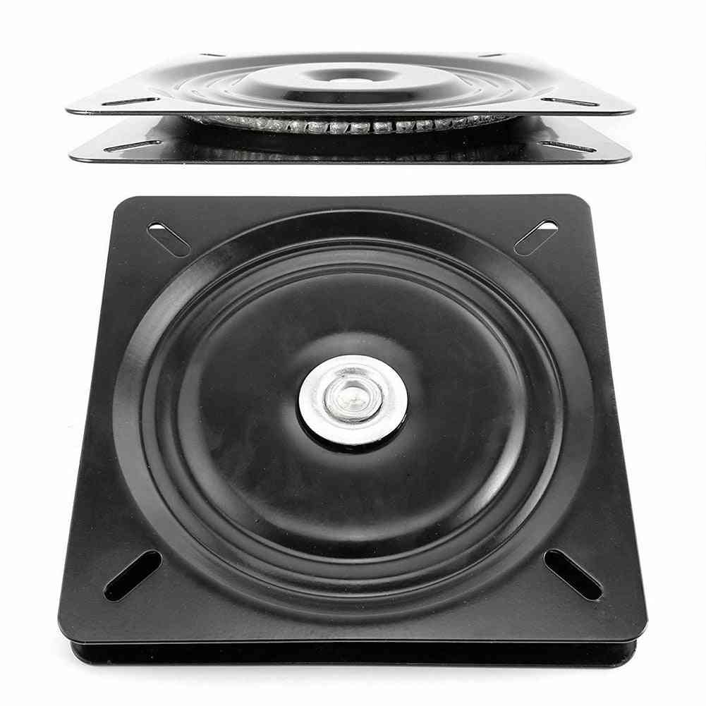 Square Durable Swivel Plate With 360 Degree Rotation