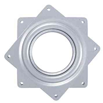 Steel Swivel Plate Bearing For Table Cabinet