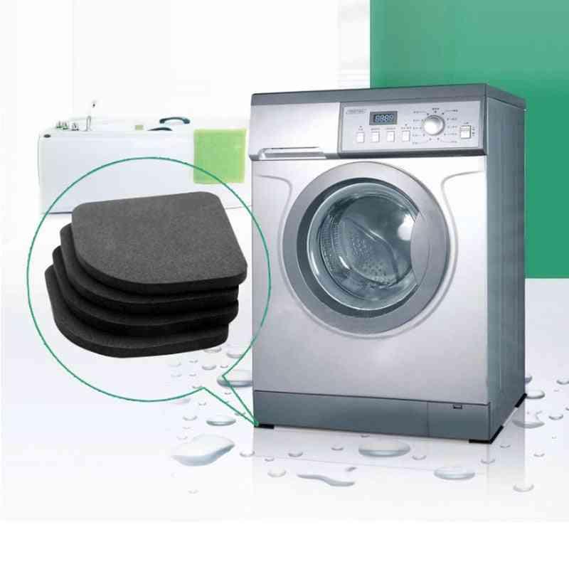 Anti Vibration Pad - Washer Shock Slip Mats For Washing Machine And Refrigerator