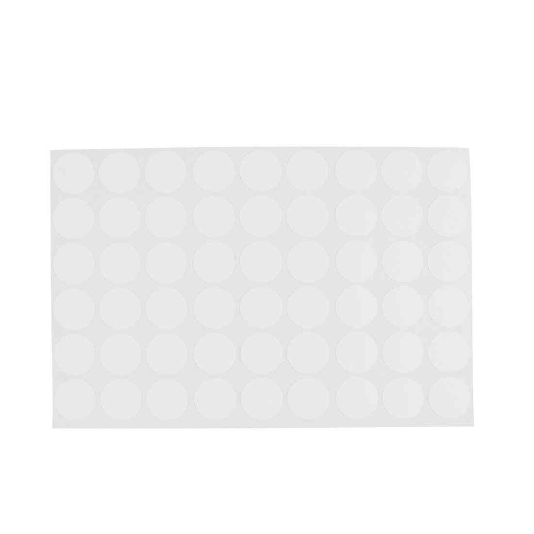 54 In 1 Self-adhesive Screw Covers/sticker For Wardrobe Or Cupbord