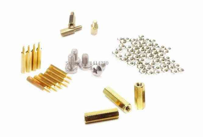 Nut And Screw Hollow Copper Column Kit