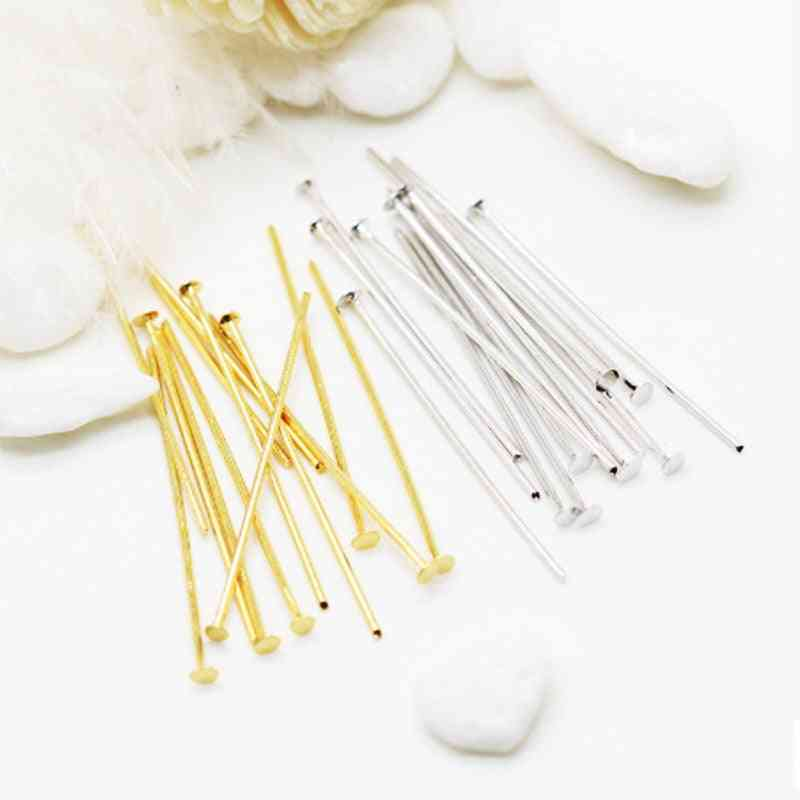 40mm Stainless Steel Flat Head Pin