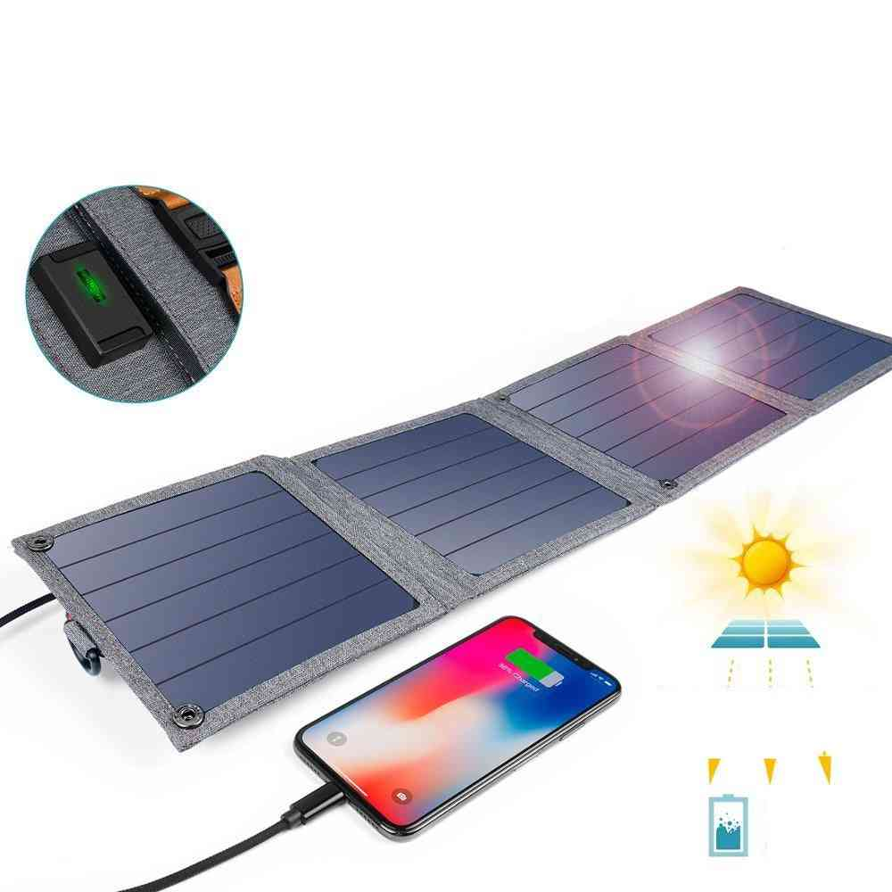 Portable Waterproof Solar Chargers & Panels