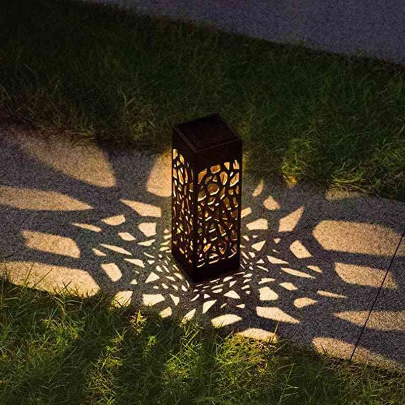 Led Solar Light For Decoration Lawn Lamp- Street Bulb