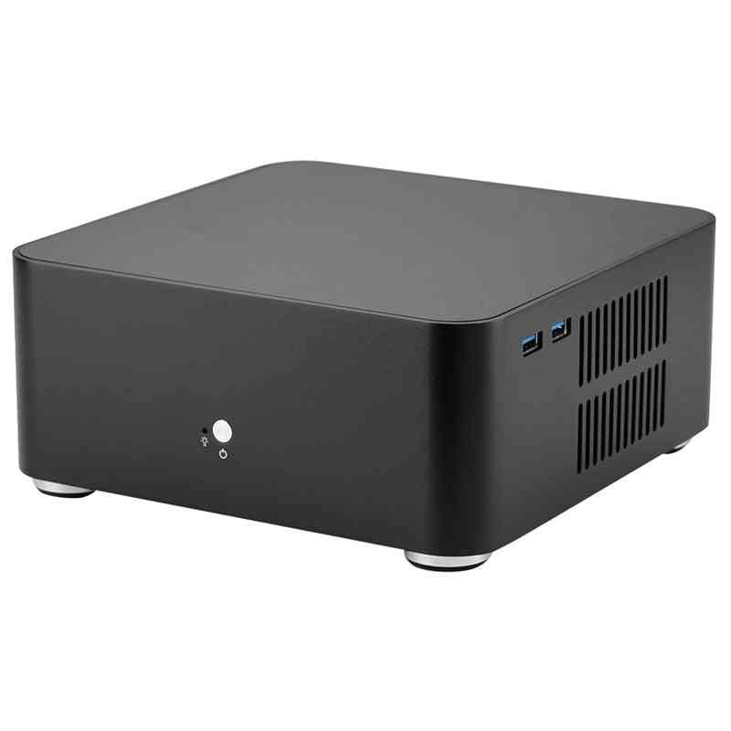 Aluminum Chassis Desktop Mainframe With Usb 3.0 Port