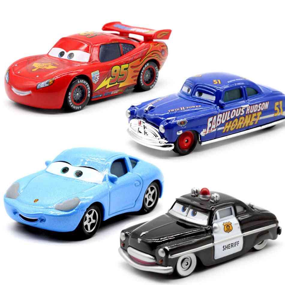 Plastic Pixar Car