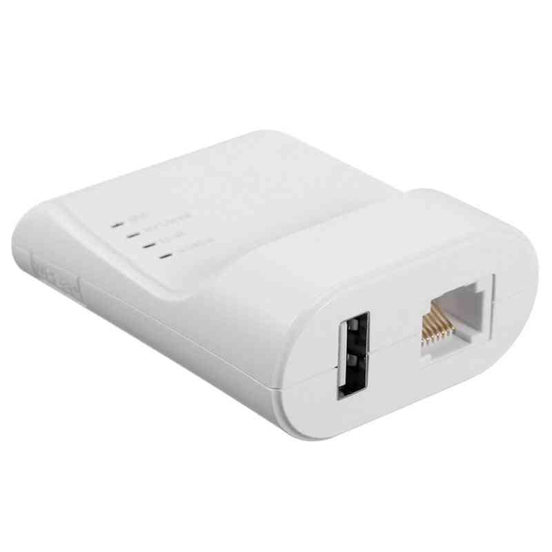 Wifi Ethernet Usb Printe Server Adapter