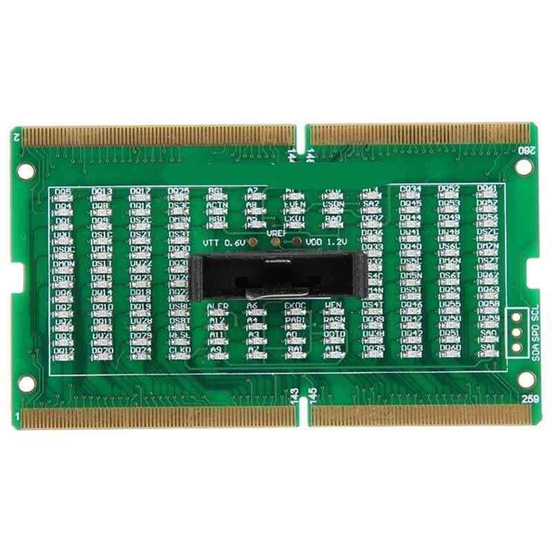 Laptop Notebook Memory Slot - Ddr4 Test Card