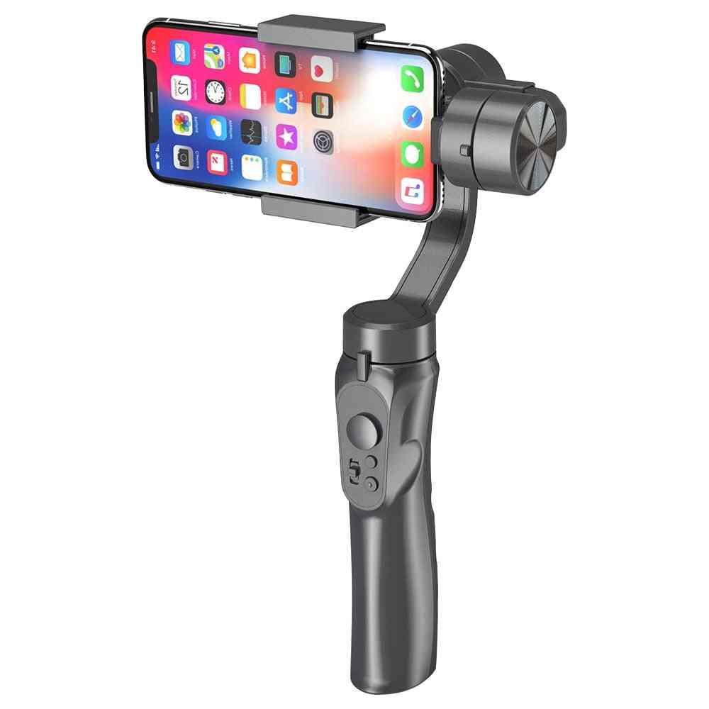 Smartphone Gimbal Stabilizer Handheld - Selfie Stabilizing