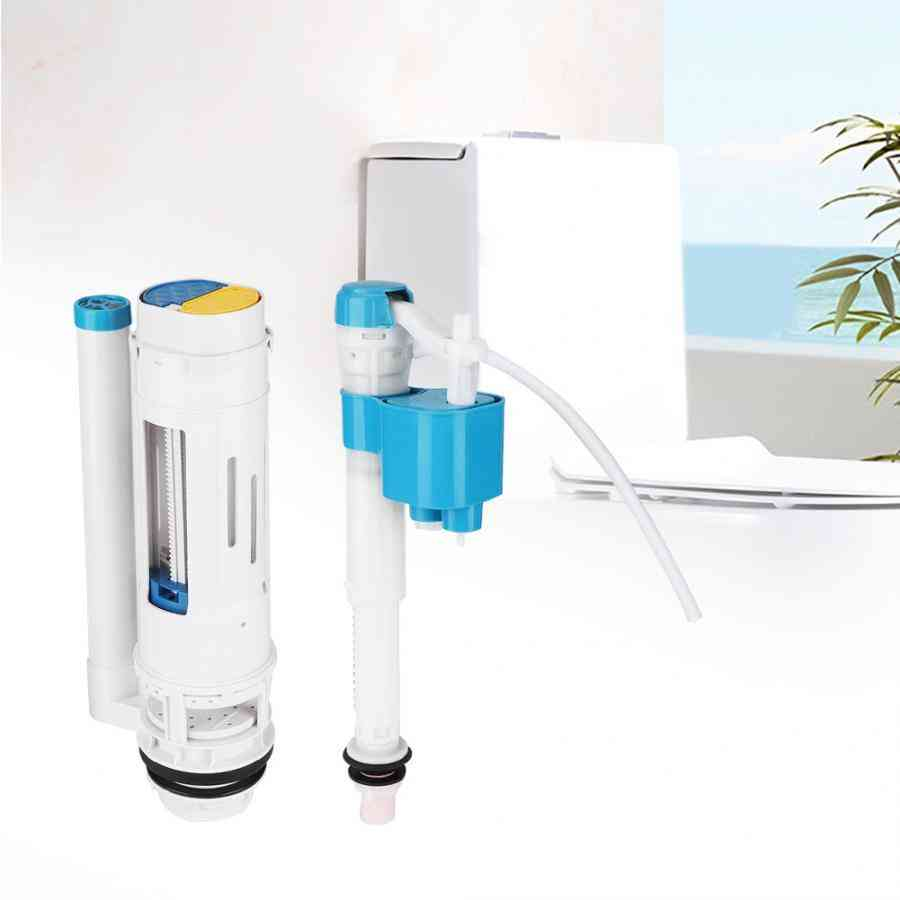 Toilet Flush Valve Set - Water Tank Accessories