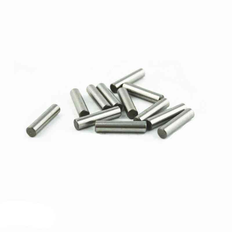 100pcs Bearing Steel Cylindrical Locating - Pin Needle Roller Thimble