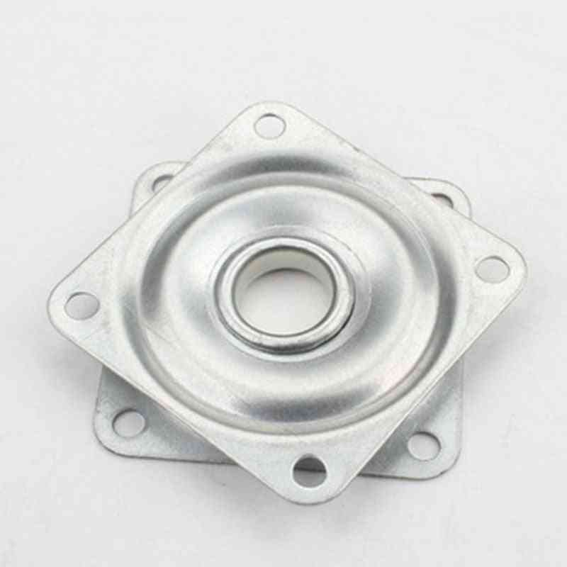 Bearing Rotating Swivel Turntable Plate With Heavy Duty Metal 360 Degree