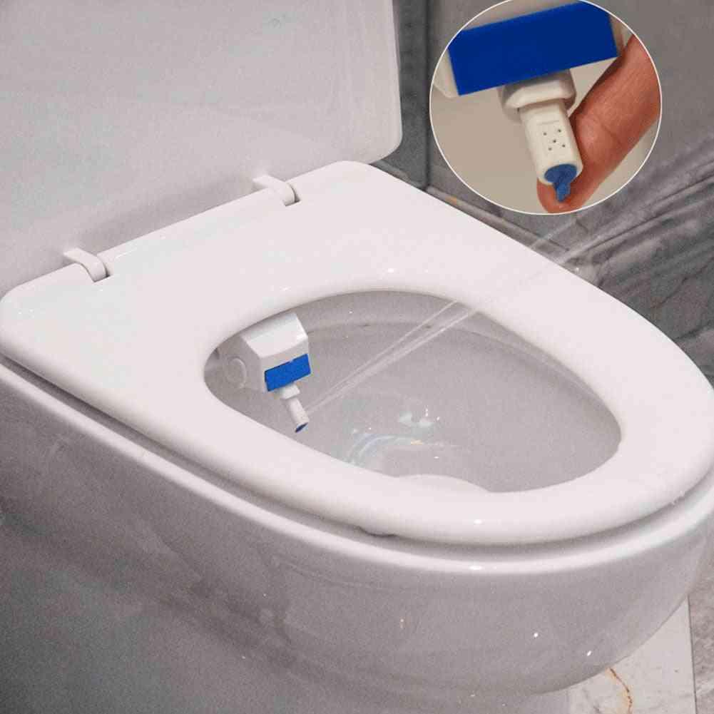 Flushing Sanitary Device - Bidet Toilet Adsorption Cleaning