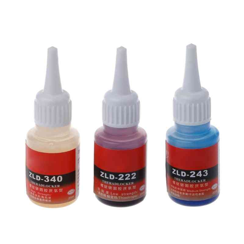 Liquid Glue - Fixed Prevent Screw Rust Loose