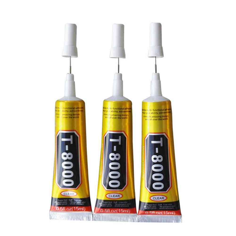 Glue Epoxy Resin Clear Adhesive Needle Type- Phone Screen Repairing Tool