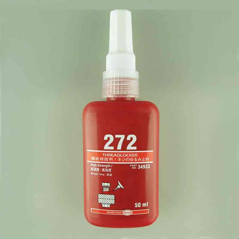 50ml Cylindrical Retainer Locking - Adhesive Anaerobic Metal Screw Glue