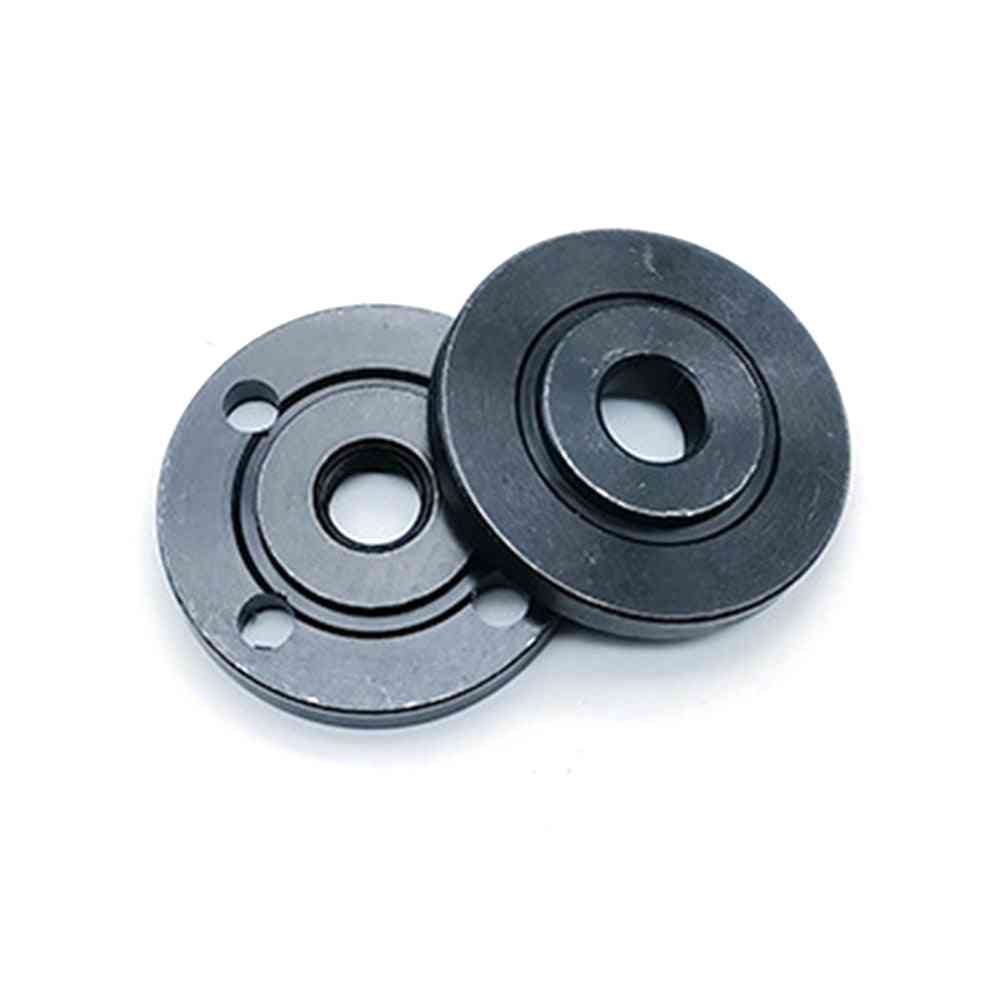 Machined Lock Nut -replacement Flange For Electric Angle Grinder