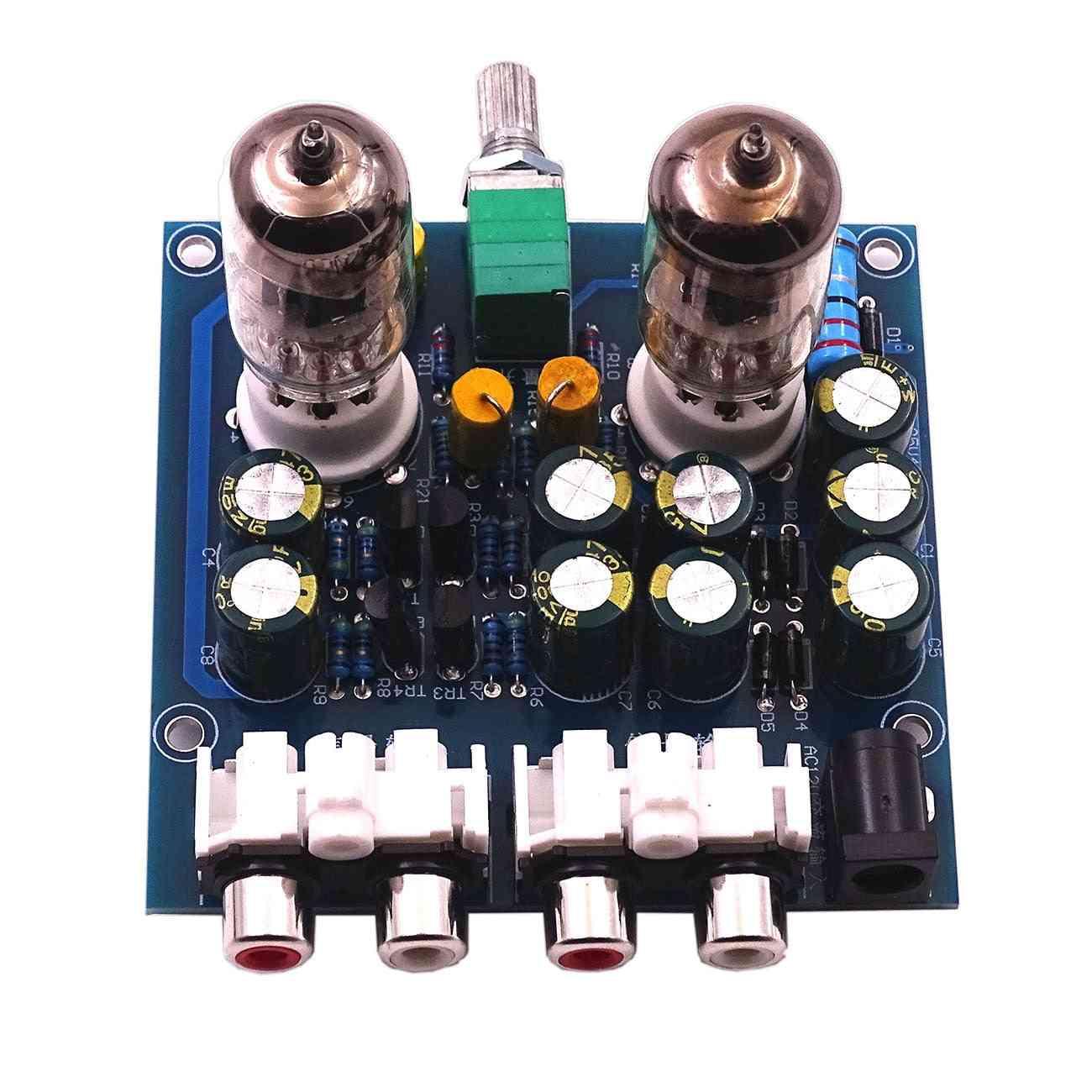 Tube Fever Pre Amplifier Board Headphone Buffer - Kit Module