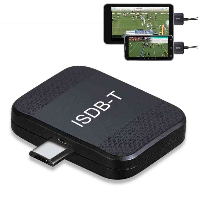 Stick Digital Portable Tuner -hevc Tdt Support Epg Wifi Dvb Receiver