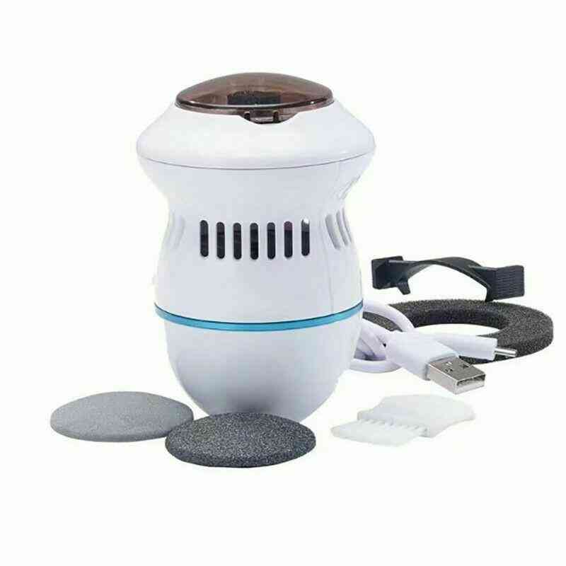 Rechargeable Electronic Pedicure, Foot Polisher Tools