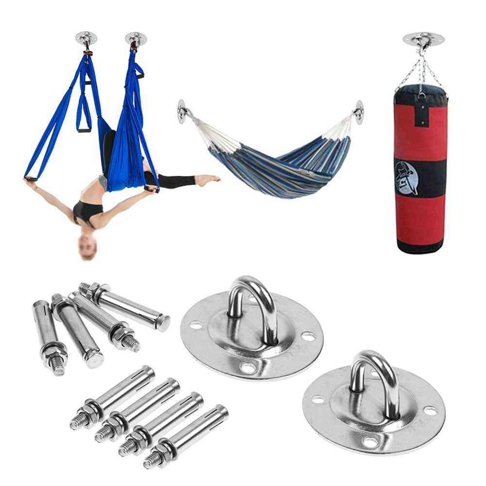 Hammock Wall Mount Anchor Hooks -accessories Heavy Duty Hanging Kit
