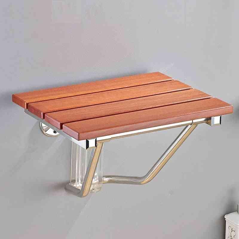 Wall Mounted, Folding Bath Shower Seat