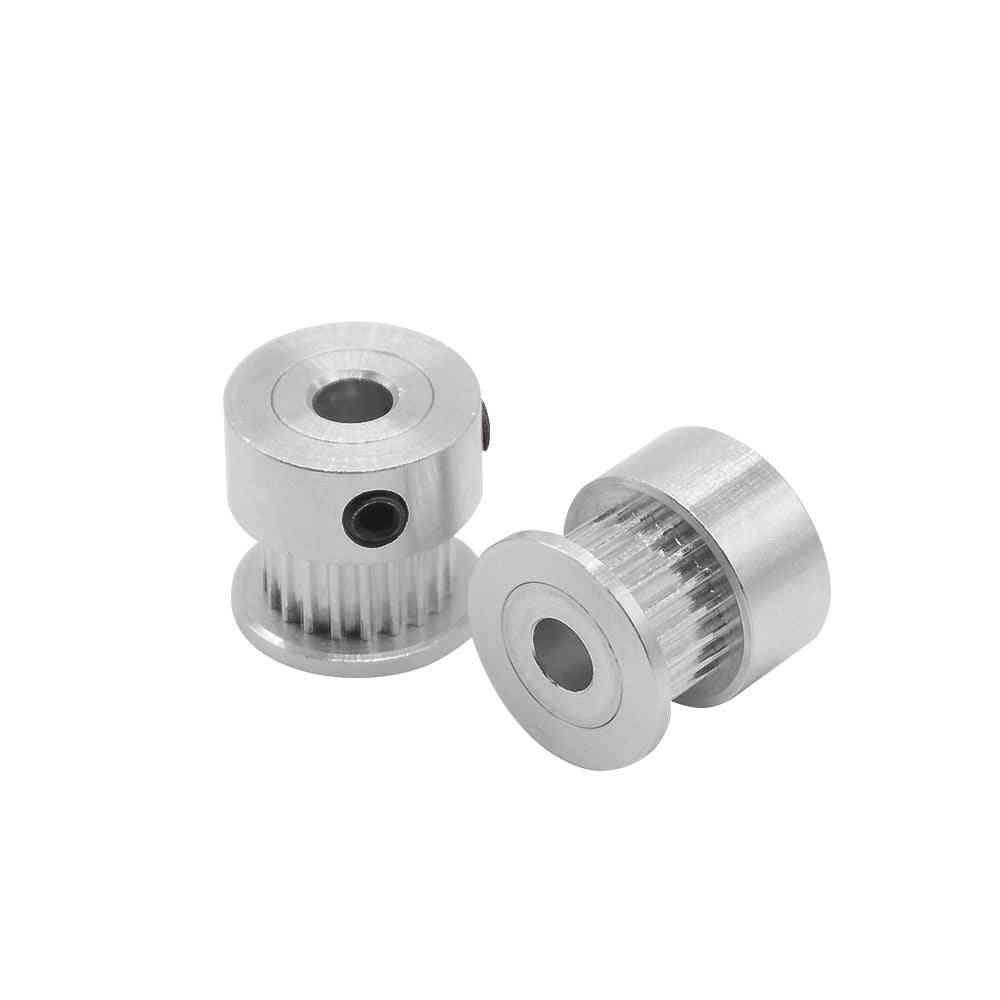 Gt2 Alumium Timing Pulley- 20teeth Bore 5mm