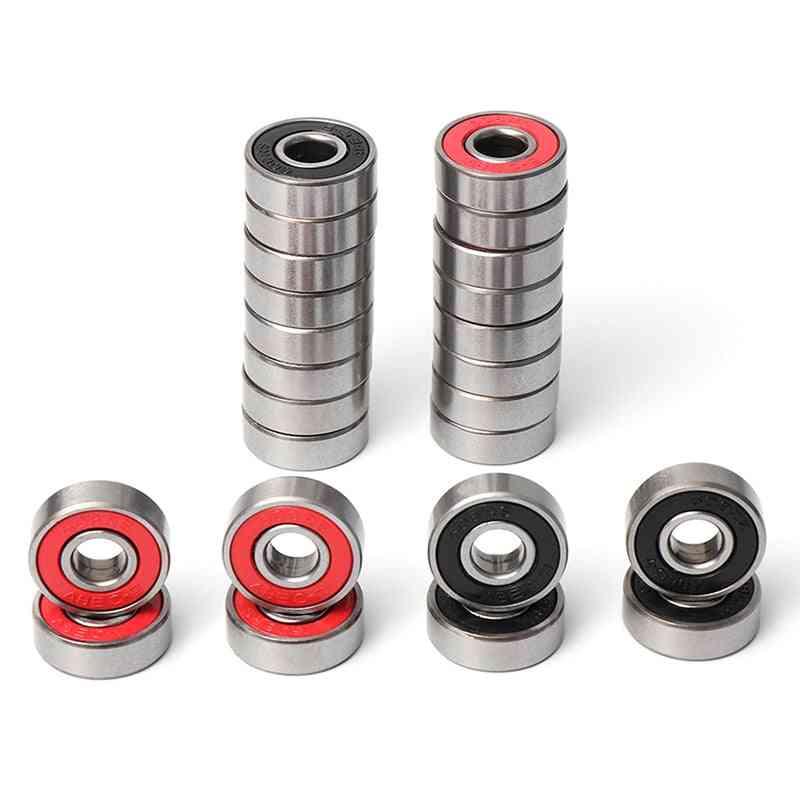 Deep Groove Steel Sealed Ball Bearings