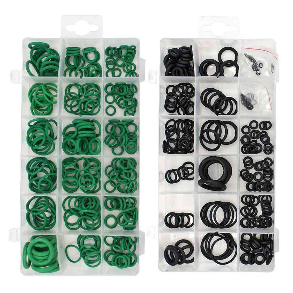 495pcs/pack 36 Sizes Metric O-ring Kit