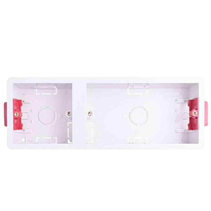 For Gypsum Board, Plasterboad Drywall, 35mm Depth Wall Switch Box