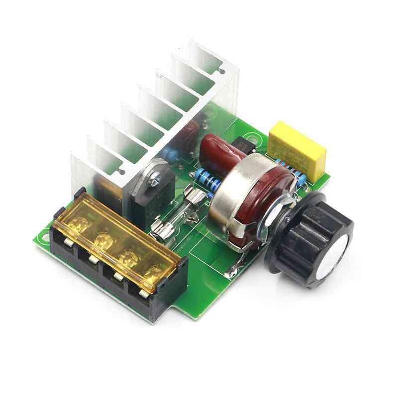Electric Voltage Regulator Motor, Speed Controller Dimmers
