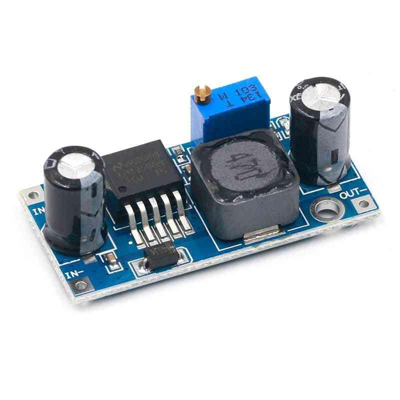 Lm2596s Adj Power Supply Module - Adjustable Voltage Regulator