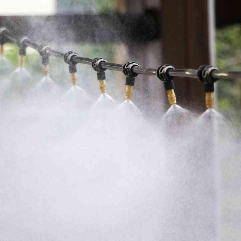 Diy Installation- Drip Irrigation Automatic Sprinkler System