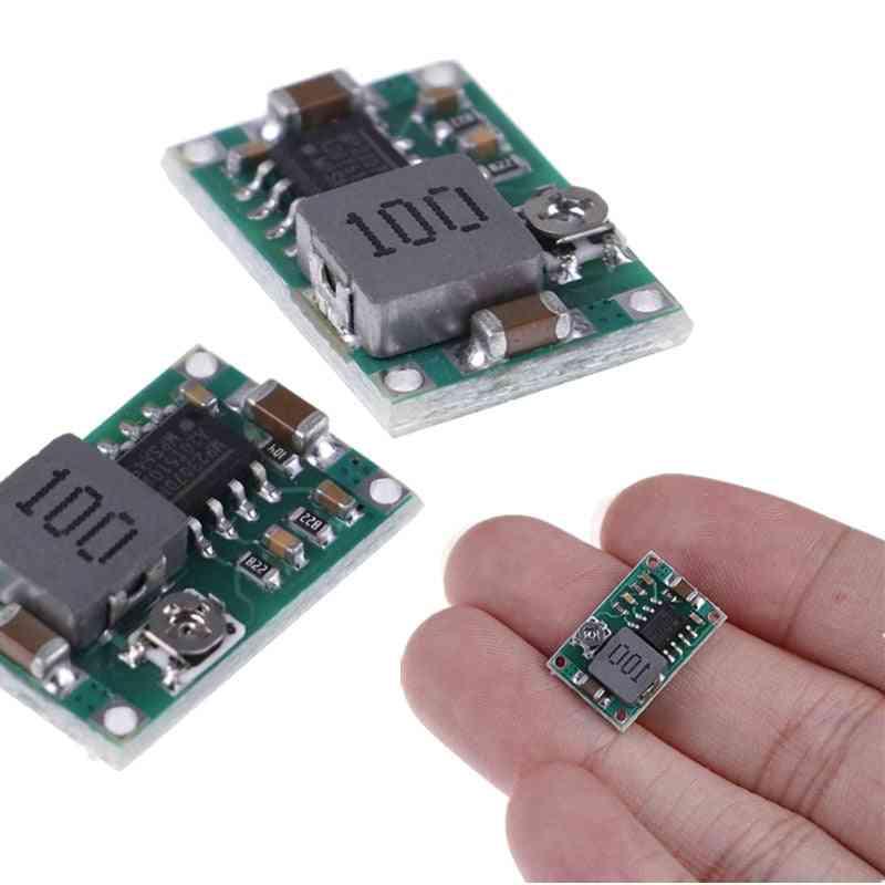 Durable Voltage Regulator 5v-23v To 3.3v/6v/9v/12v - 3a Mini Dc/dc Step Down Converter