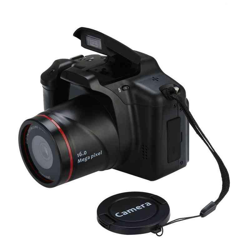 Professional Video Digital Camera 16x Zoom Canon W/3