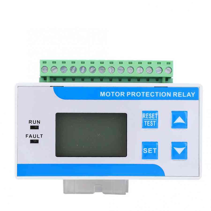 Ac220v 3-160a Integrated Motor Protector 3 - Failure Over/under Load Relay