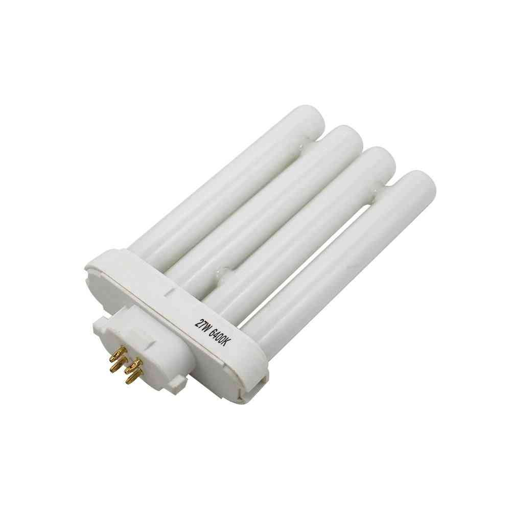 Ac220v-240v Four Pins G10q Fluorescent Light Tube With 15w And 27w - 6500k Energy Saving Lamp