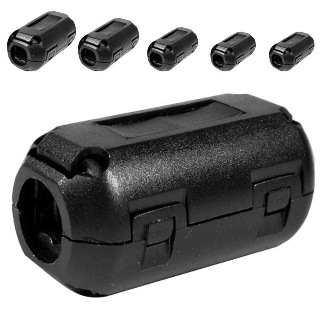 Plastic Clip On Emi Rfi Noise Suppressor